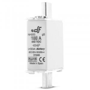 Предохранитель быстродействующий 100A, NH000, gS, 440VDC