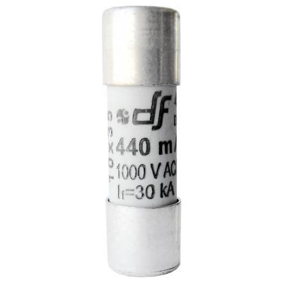 Предохранитель для мультиметров  DMM, 0.44 А, 1000V, 10x35 мм