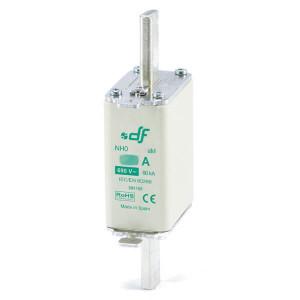 Предохранитель DF Electric 63A, NH0, aM, 690VAC