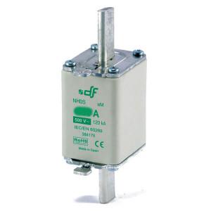 Предохранитель DF Electric 200A, NH0S, aM, 500VAC