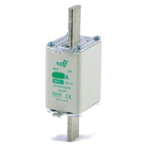 Предохранитель DF Electric 250A, NH1, aM, 500VAC