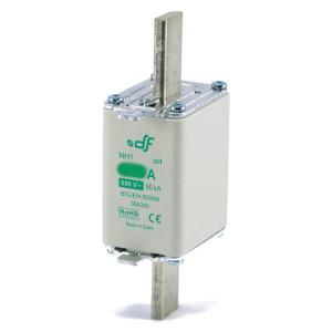 Предохранитель DF Electric 125A, NH1, aM, 690VAC