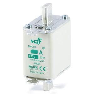 Предохранитель DF Electric 10A, NHC00, aM, 690VAC