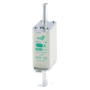 Предохранитель DF Electric 100A, NHC1, aM, 690VAC