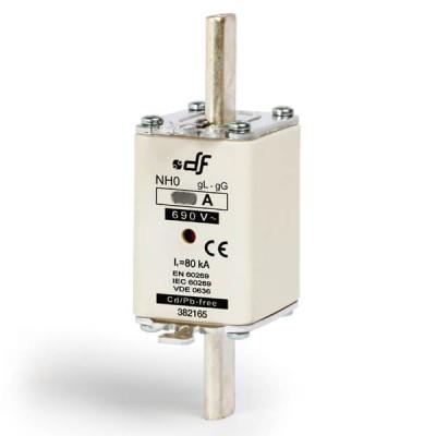 Предохранитель DF Electric 6A, NH0, gG, 690VAC