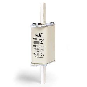 Предохранитель DF Electric 224A, NH1, gG, 500VAC