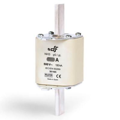 Предохранитель DF Electric 800A, NH3, gG, 500VAC