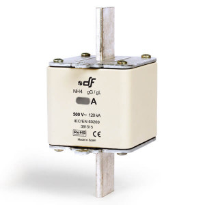 Предохранитель DF Electric 630A, NH4, gG, 500VAC