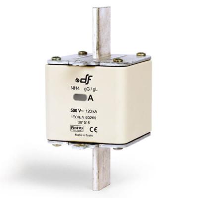Предохранитель DF Electric 315A, NH4, gG, 500VAC
