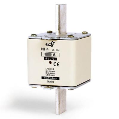 Предохранитель DF Electric 400A, NH4, gG, 690VAC
