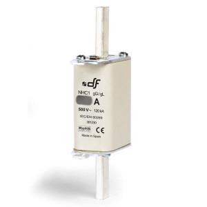 Предохранитель DF Electric 50A, NHC1, gG, 500VAC