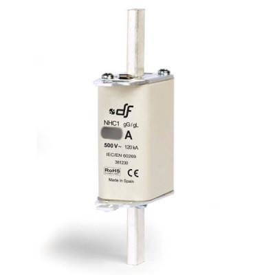 Предохранитель DF Electric 100A, NHC1, gG, 500VAC