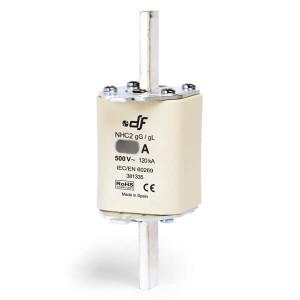 Предохранитель DF Electric 125A, NHC2, gG, 500VAC