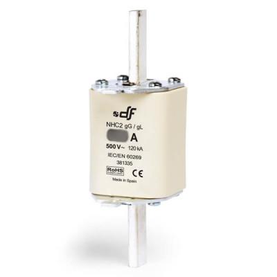 Предохранитель DF Electric 500A, NH2, gG, 500VAC