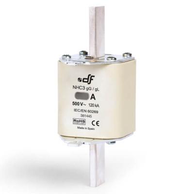 Предохранитель DF Electric 400A, NHC3, gG, 500VAC