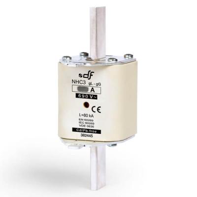Предохранитель DF Electric 315A, NHC3, gG, 690VAC